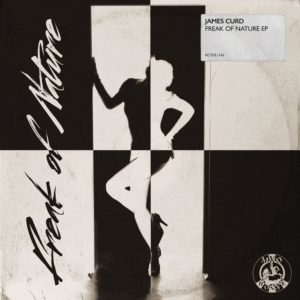 KCTDL1165 - Madhouse Records - James Curd - Freak of Nature EP - Low Res